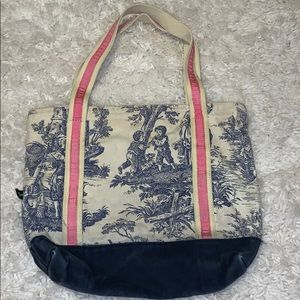 CK Bradley authentic preppy Martha's Vineyard bag